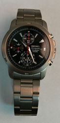 Picture of SEIKO TITANIUM CHRONOGRAPH 100M WATCH