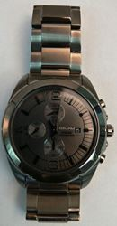 Picture of SEIKO SOLAR CHRONOGRAPH MENS WATCH