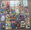 Picture of 24 ASSORTED COMIC BOOKS XMEN DAREDEVIL SPIDERMAN SUPERBOY LOBO VENOM MAGNUS