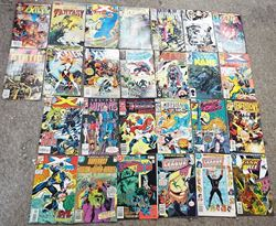 Picture of 26 ASSORTED COMIC BOOKS TASK FORCE GENERATIONX SUPERMAN & BATMAN JUSTICE LEAGUE