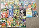 Picture of 28 ASSORTED COMIC BOOKS IRON MAN SPIDERMAN CYBERFORCE FANTASTIC FOUR SUPERBOY