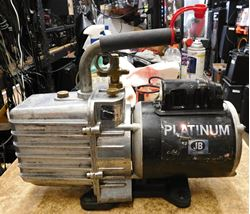 Picture of JB JUST BETTER PLATINUM DV-285N VACUUM PUMP