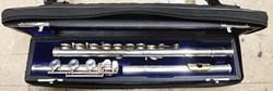 Picture of Selmer USA Sterling Silver Flute Gold Mouthpiece with Case
