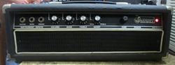 Picture of VINTAGE MONTGOMERY WARD 629184 GUITAR AMP