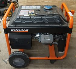 Picture of GENERAC GP5500 6875 WATT PORTABLE GENERATOR 5500 WATTS 6875 SURGE WATTS