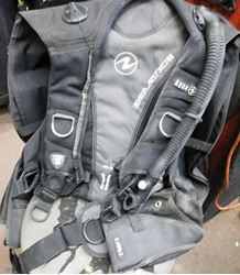 Picture of HENDERSON DIVE WEAR AQUA LUNG SCUBA PRO 195 EN250 FOURTH ELEMENT XL