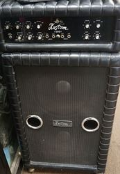 Picture of Kustom 200 Head with CTS double 15 speaker cabinet