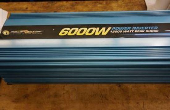 Picture of  Power Bright 12-Volt DC to AC 3500-Watt Power Inverter