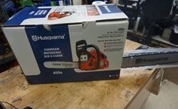 Picture of Husqvarna 450 Chainsaw