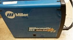 Picture of Miller Millermatic 211 with Advanced Auto-Set WITH MVP