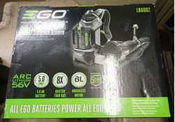 Picture of EGO 145 MPH 600 CFM 56-VOLT CORDLESS BACKPACK BLOWER+BATTERY+CHARGER-LB6002