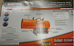 Picture of Dyna-Glo Pro Lpfa 125H Portable Forced Air Heater