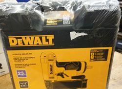 Picture of Dewalt Dwfp2350k 23 GA PIN NAILER KIT