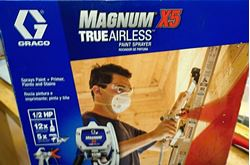 Picture of Graco Magnum 262800 X5 Stand Airless Paint Sprayer