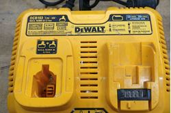 Picture of DEWALT DCB103 7.2V-18V and 12V/20V MAX charger dual port