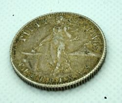 Picture of 1944 FILIPINAS / PHILIPPINES 50 FIFTY CENTAVOS  UNITED STATES OF AMERICA