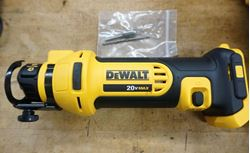 Picture of DeWALT DCS551 20V 20 Volt Li-Ion Max Cordless Rotary Drywall Cut-out Tool
