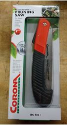 "Picture of Corona RS 7041 Razor Tooth Folding Pruning Saw, 7"" Blade NEW"