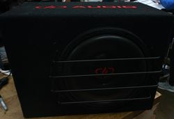 Picture of Digital Designs AUDIO LE-M12 Subwoofer USED