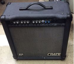 Picture of Grate amplifier guitar GFX65 used