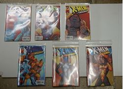 Picture of LOT 6 MARVEL X-MEN FOREVER COMICS # 1 #2 #3 #4 #5 #6 COLLECTIBLE MINT CONDITION