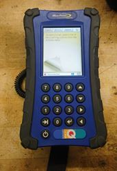 Picture of Blue Point Pocket IQ EEHD181030S - Heavy Duty Automotive Diagnostic Scanner Code. USED. TESTED. IN A GOOD WORKING ORDER