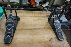 Picture of Tama HP900R Iron Cobra Power Glide Double Bass Drum Pedal USED GOOD CONDITION.
