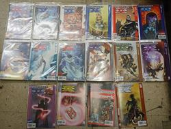Picture of ULTIMATE X MEN MARVEL COMICS 1 2 3 4 5 6 7 8 9 10 11 12 13 14 15 16 VERY GOOD CONDITION.