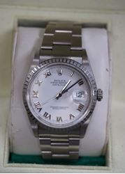 Picture of ROLEX DATE JUST WATCH PRE OWNED