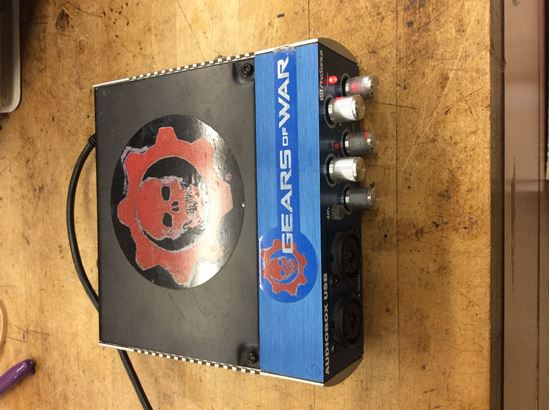 Picture of Interface audio box presonus used. Tested. In good working order. 850403-2.