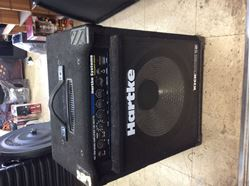 Picture of Hartke guitar amplifier hs1200 musical instrument used tested 816398-1
