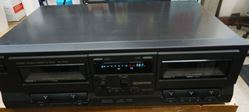 Picture of Technics Double Cassette Deck, Mod. #RS-TR210, Gently Used . TESTED. IN A GOOD WORKING ORDER.