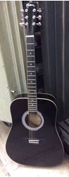 Picture of Esteban guitar black 823821 pre owned mint I - 10860