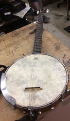 Picture of Gretsch 1883 5 strings banjo pre owned mint with case 841955-1