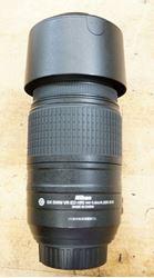 Picture of NIKON DX AF-S NIKKOR 55-300MM 1:4.5-5.6 G ED, SWM VR in Excellent Condition