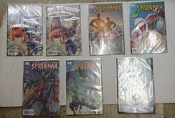 Picture of LOT 6 MARVEL COMICS THE AMAZING SPIDER MAN 510 PSR ; 509 PSR DIRECTORS CUT; 511 PSR; 509 PSR; 514 PSR; 512 PSR;513 PSR. VERY GOOD CONDITION. COLLECTIBLE.