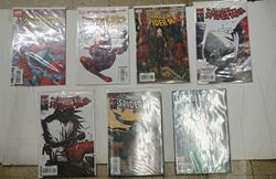 Picture of LOT 7  MARVEL COMICS THE AMAZING SPIDER MAN KRAVEN'S FIRST HUNT 566; 567; 575; 576;577;521; 565. VERY GOOD CONDITION. COLLECTIBLE.