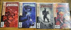 Picture of LOT 4 MARVEL THE AMAZING SPIDER MAN COMICS 525 526 527 528 RATED T+ . VERY GOOD CONDITION. COLLECTIBLE.