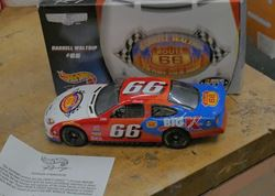 Picture of 1999 1:24 NASCAR Darrell Waltrip Big K Route 66 K-Mart Ford TAURUS  NEW. IN BOX. WITH COA. COLLECTIBLE.
