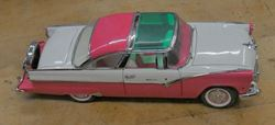 Picture of Franklin Mint 1955 Ford Fairlane Crown Victoria 1:24 Die Cast COLLECTIBLE .